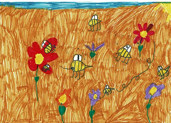 Hier blüht was - Bienen schützen in Berlin