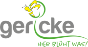 Gericke - Hier blüht was - Logo
